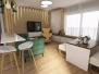 Návrh kuchyne s obývačkou - Slnečnice BA