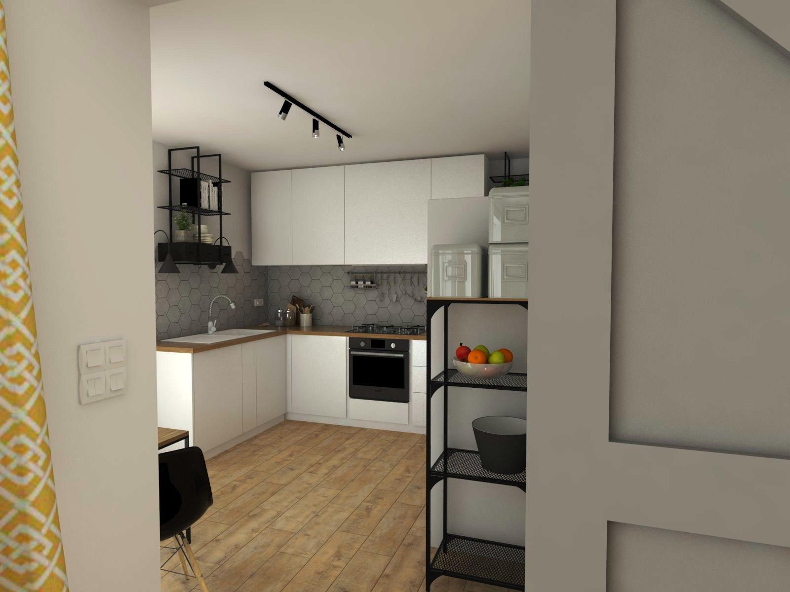 vstup kuchyňa