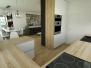 Obývačka s kuchyňou - RD Kľačany