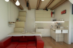 podkrovný byt v Trnave
