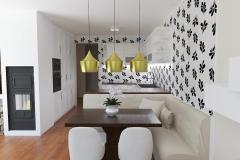 kuchyňa s obývačkou/S.Grob