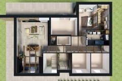rodinný dom/V.Kostoľany