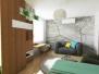 Vizualizácia detskej izby - RD Trnava