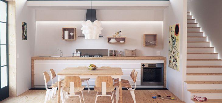 Tipy pre krajší interiér